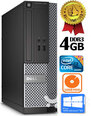 Dell Optiplex 7020 i3-4130 3.4Ghz 4GB 320GB HDD Windows 10 Professional