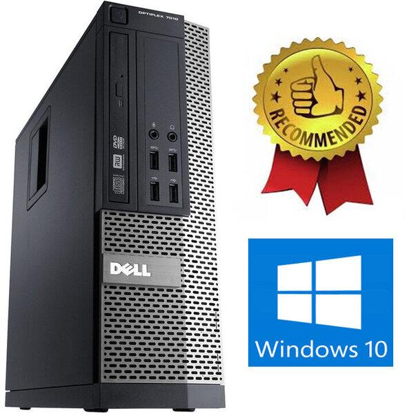 Dell Optiplex 790 i7-2600 12GB 480GB SSD Windows 10 kaina ir informacija | Stacionarūs kompiuteriai | pigu.lt