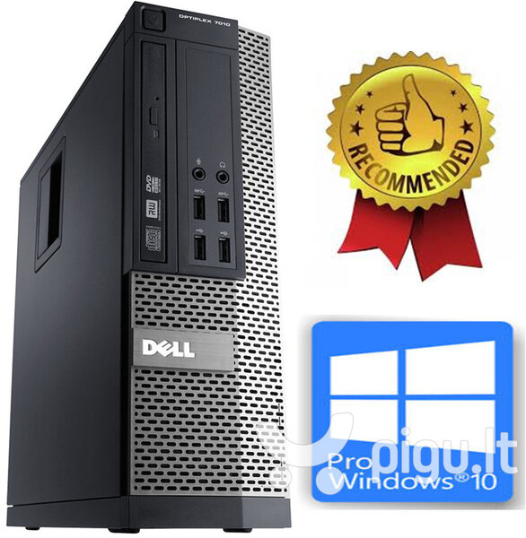 Dell Optiplex 790 i7-2600 12GB 120GB SSD Windows 10 Professional
