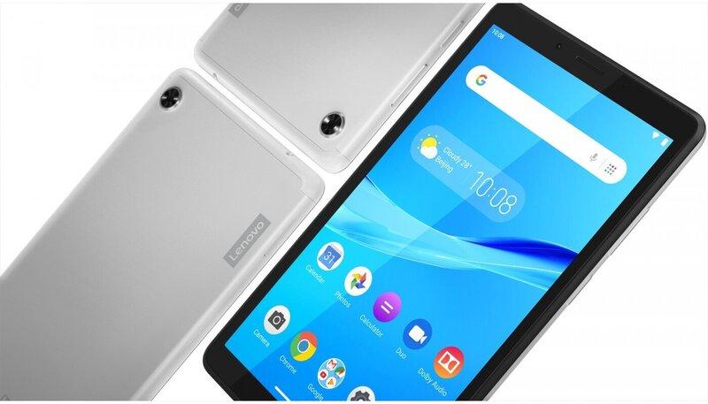 Lenovo IdeaTab Tab M7, 16GB, Wifi, Pilka pigiau
