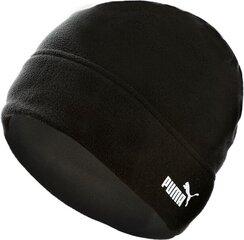 Kepurė Puma Snow Fleece Beanie Black kaina ir informacija | Puma Aksesuarai vyrams | pigu.lt
