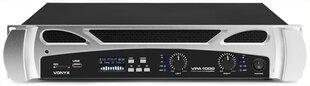 "Fenton VPA1000 stiprintuvas 2x 500W su ""Bluetooth"" kaina ir informacija | Fenton VPA1000 stiprintuvas 2x 500W su ""Bluetooth"" | pigu.lt"