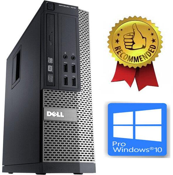 Dell Optiplex 790 SFF i5-2400 16GB 2TB Windows 10 Professional kaina ir informacija | Stacionarūs kompiuteriai | pigu.lt