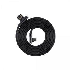 Sbox USB->Micro USB 90 M/M, 1.5m kaina ir informacija | Laidai telefonams | pigu.lt