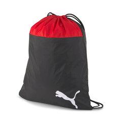 Krepšys sportinei aprangai Puma Team Goal 23, 16 l, juodas/raudonas kaina ir informacija | Puma Spоrto prekės | pigu.lt