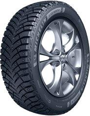 Michelin X-ICE NORTH 4 225/60R18 104 T XL studded kaina ir informacija | Žieminės padangos | pigu.lt