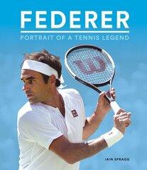 Federer : Portrait of a Tennis Legend kaina ir informacija | Biografijos, autobiografijos, memuarai | pigu.lt