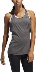 Marškinėliai moterims Adidas 3 Stripe Tank kaina ir informacija | Marškinėliai moterims | pigu.lt