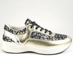 Laisvalaikio batai moterims, juodi kaina ir informacija | Sportiniai bateliai, kedai moterims | pigu.lt