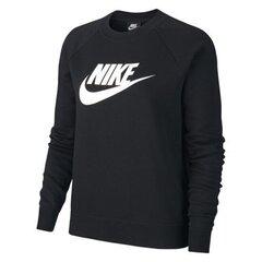 Džemperis moterims Nike Bluza damska NSW Essential czarna kaina ir informacija | Džemperiai moterims | pigu.lt