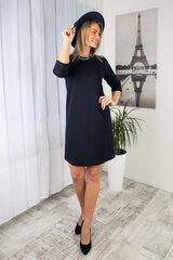 Suknelė Branchess, mėlyna kaina ir informacija | Suknelės | pigu.lt
