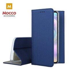 Mocco Smart Magnet Book Case, skirtas Samsung Galaxy S20 Plus / Samsung Galaxy S11, mėlynas kaina ir informacija | Telefono dėklai | pigu.lt