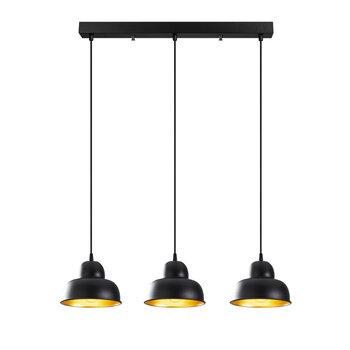 Opviq Sheen pakabinamas šviestuvas Berceste - 180BLACK-S1 kaina ir informacija | Pakabinami šviestuvai | pigu.lt