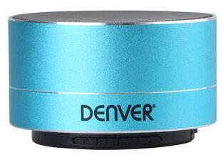 Denver BTS-32, mėlyna kaina ir informacija | Garso kolonėlės | pigu.lt