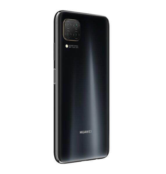 Huawei P40 Lite, 128GB, Dual SIM, Midnight Black