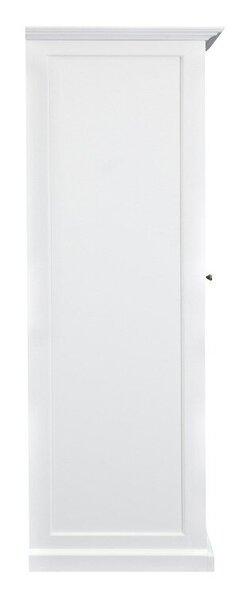 Vitrina VG2601, balta pigiau