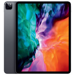 "Apple iPad Pro 12.9"" (2020) Wi‑Fi, 1TB, Pilka, 4th gen, MXAX2HC/A kaina ir informacija | Planšetiniai kompiuteriai | pigu.lt"