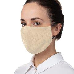 Daugkartinė veido kaukė TUTIS kreminė (1 vnt.) kaina ir informacija | Pirmoji pagalba | pigu.lt