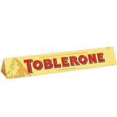 Šokoladas TOBLERONE, pieninis, 100 g kaina ir informacija   Saldumynai   pigu.lt