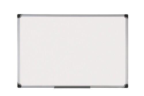 Magnetinė lakuota balta lenta, 60x45 cm kaina ir informacija | Kanceliarinės prekės | pigu.lt