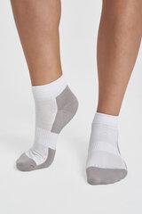 Trumpos kojinės vyrams, baltos kaina ir informacija | Vyriškos kojinės | pigu.lt