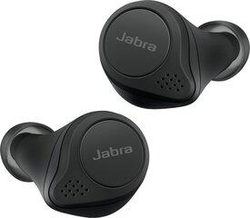 Jabra Elite 75t, Black kaina ir informacija | Ausinės, mikrofonai | pigu.lt