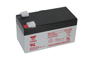 Akumuliatorius Yuasa 12V 1,2Ah industrinis NP1,2-12 kaina ir informacija   Akumuliatorius Yuasa 12V 1,2Ah industrinis NP1,2-12   pigu.lt