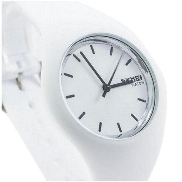 Laikrodis moterims Skmei 9068 WT White internetu