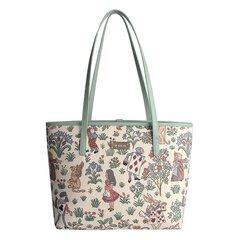 Tote rankinė moterims Signare Alice In Wonderland цена и информация | Женские сумки | pigu.lt