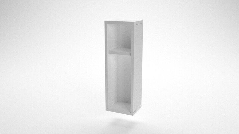 Lentyna Kalune Design Turra, balta kaina ir informacija | Lentynos | pigu.lt