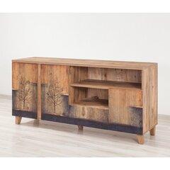 TV staliukas Kalune Design Marina Mila, rudas kaina ir informacija | TV staliukai | pigu.lt