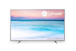 Philips 50PUS6554/12 kaina ir informacija | Televizoriai | pigu.lt