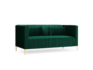 Sofa Micadoni Home Annite 2S, žalia kaina ir informacija   Sofa Micadoni Home Annite 2S, žalia   pigu.lt
