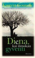 Diena, kai išmokau gyventi kaina ir informacija | Biografijos, autobiografijos, memuarai | pigu.lt
