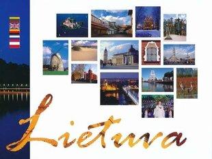 Lietuva kaina ir informacija | Knygos apie architektūrą | pigu.lt