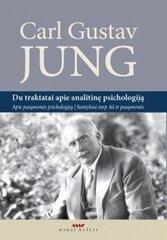 Du traktatai apie analitinę psichologiją kaina ir informacija | Socialinių mokslų knygos | pigu.lt