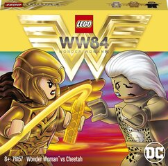 76157 LEGO® DC Comics Super Heroes Wonder Woman™ vs Cheetah kaina ir informacija | 76157 LEGO® DC Comics Super Heroes Wonder Woman™ vs Cheetah | pigu.lt