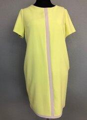 Suknelė Branchess, geltona kaina ir informacija | Suknelės | pigu.lt