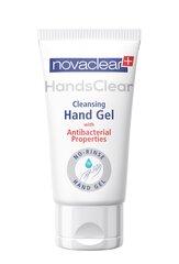 NovaClear antibakterinis rankų gelis, 50 ml kaina ir informacija | Pirmoji pagalba | pigu.lt
