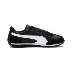 Juodos spalvos vyriški laisvalaikio batai Puma Whirlwind Classic kaina ir informacija | Spоrtbačiai vyrams | pigu.lt