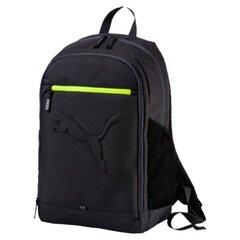 Laisvalaikio kuprinė Puma Buzz Backpack, pilka kaina ir informacija | Laisvalaikio kuprinė Puma Buzz Backpack, pilka | pigu.lt