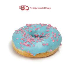 "Spurga DONUT ""Bubble Gum išdaiga"", 6 vnt. x 55 g kaina ir informacija | Šaldyti maisto produktai | pigu.lt"