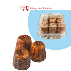 Prancūziška kanelė DE BORDEAUX, 15 vnt. x 30 g kaina ir informacija | Šaldyti maisto produktai | pigu.lt
