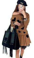 Moteriškas komplektukas By o la la kaina ir informacija | Suknelės | pigu.lt