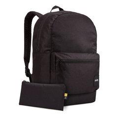 Kuprinė su penalu Case Logic Commence, 24 l, juoda kaina ir informacija | Kuprinės ir krepšiai | pigu.lt