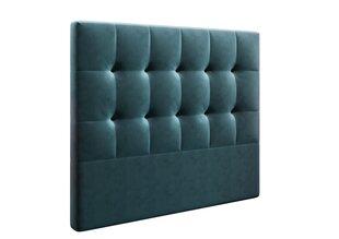 Lovos galvūgalis Kooko Home Si 160 cm, mėlynas kaina ir informacija | Lovos | pigu.lt