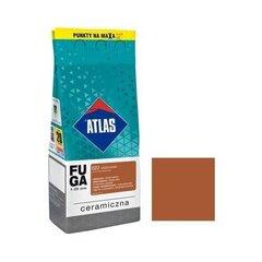 Keraminis siūlių glaistas Atlas 022, 2 kg, riešuto spalvos kaina ir informacija | Gruntai, glaistai ir kt. | pigu.lt