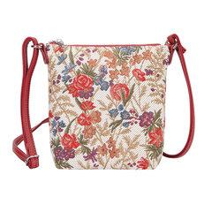 Сумка через плечо SLING для женщин Signare Flower Meadow цена и информация | Женские сумки | pigu.lt