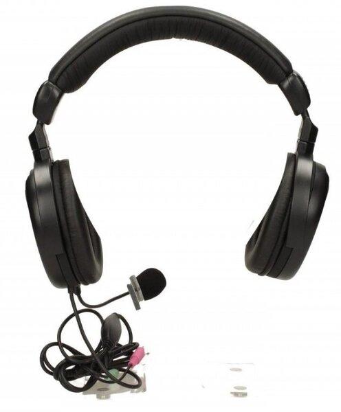 Ausinės su mikrofonu Modecom Striker MC-828 atsiliepimas