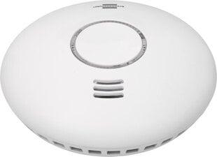 """Brennenstuhl WiFi"" dūmų ir temperatūros jutiklis 2XAA WRHM01 kaina ir informacija | Dūmų, dujų detektoriai | pigu.lt"